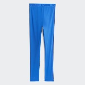 adidas Ivy Park Baselayer Tights Glory Blue 1