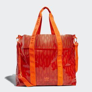 adidas Ivy Park Beach Tote Bag Solar OrangeAcid Orange