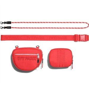 adidas Ivy Park Belt Bag Real Coral 1