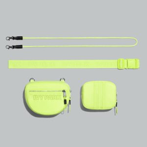 adidas Ivy Park Belt Bag Yellow Tint 1