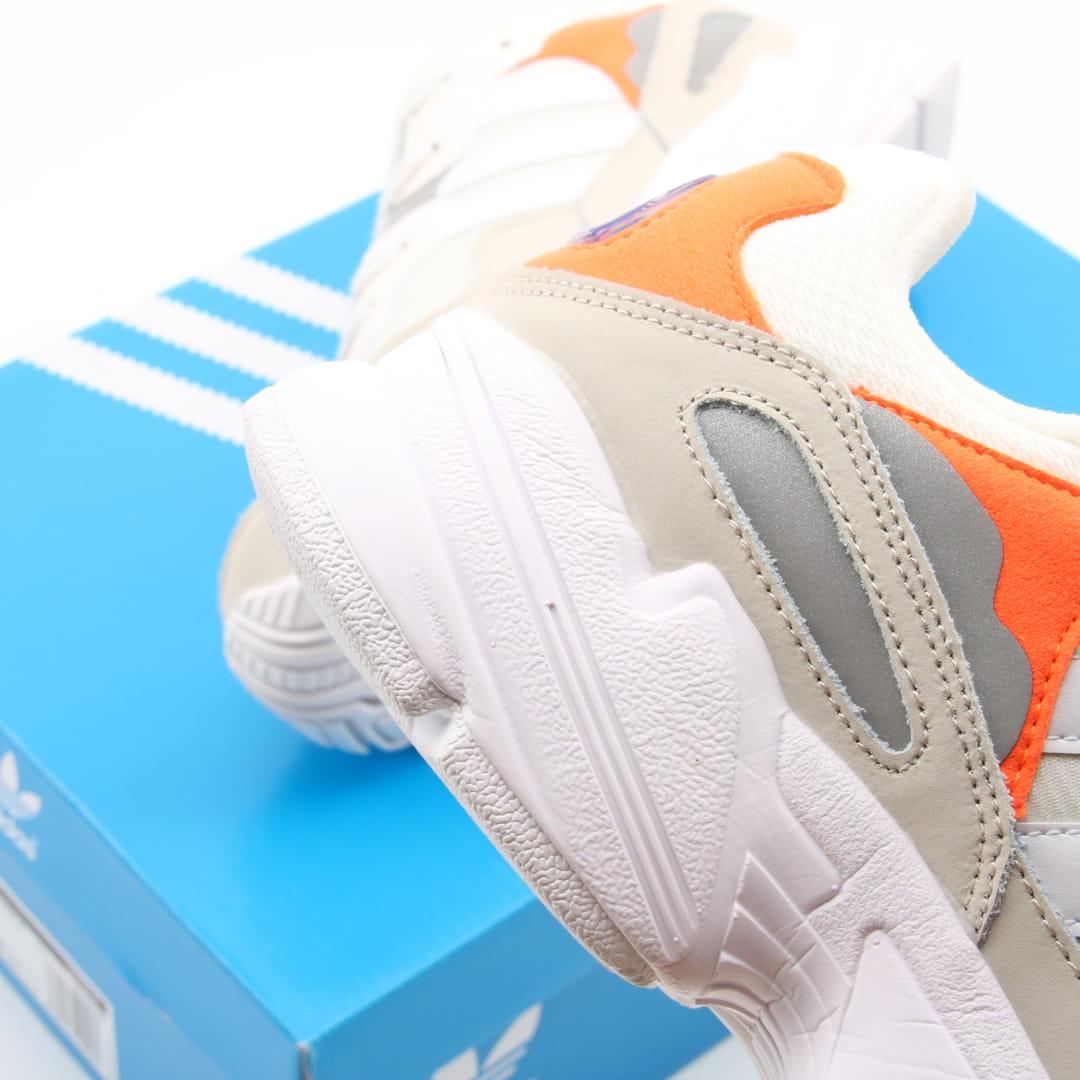adidas Yung 96 Orange 4