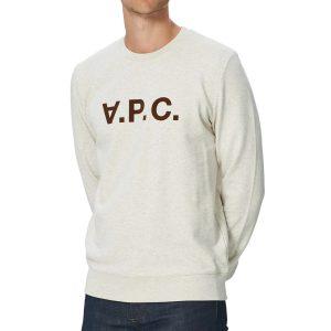 A.P.C. VPC Sweatshirt Beige 1