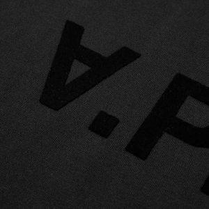 A.P.C. VPC T shirt Black 1