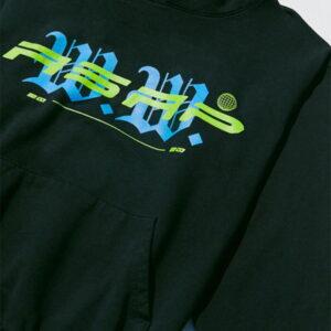 AAP Worldwide Hoodie Black 1