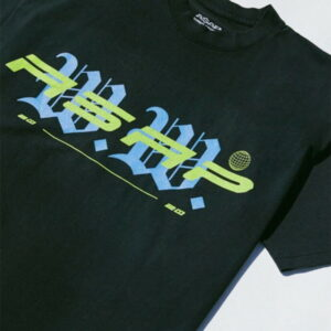 AAP Worldwide T shirt Black 1