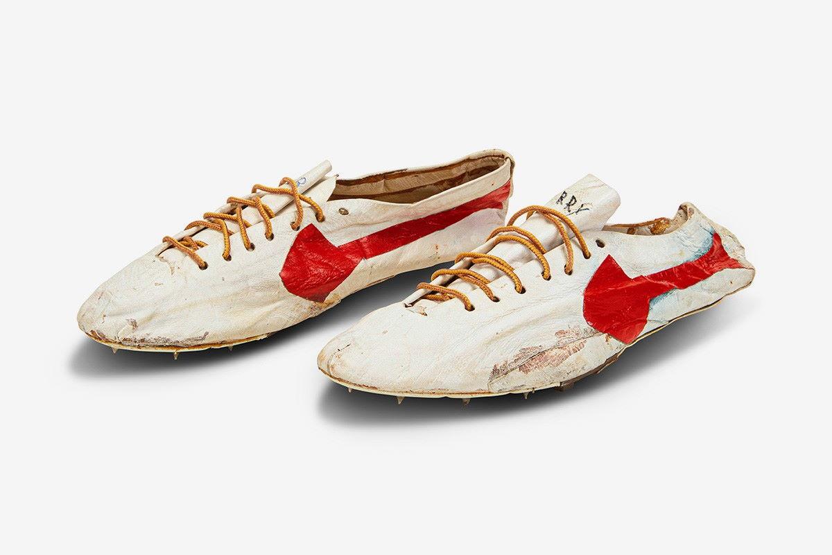 Eti shipovki za 1 million dollarov sohranilis s teh vremen kogda Nike eshhe ne byl Nike