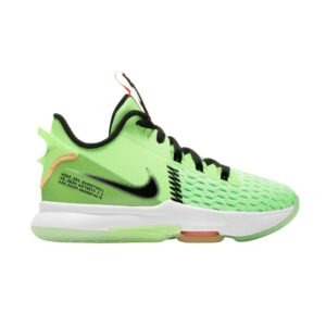 Nike LeBron Witness 5 GS Grinch