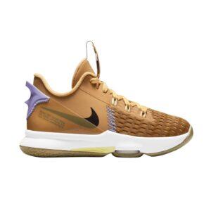 Nike LeBron Witness 5 GS Wheat