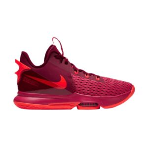 Nike LeBron Witness 5 Gym Red Crimson