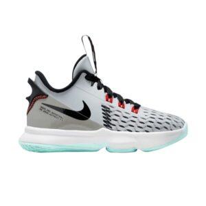 Nike LeBron Witness 5 PS Pure Platinum Light Dew