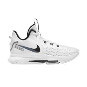 Nike LeBron Witness 5 White Black