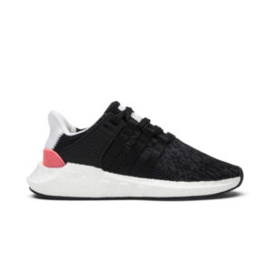 adidas EQT Support 93.17 Core Black Turbo Red